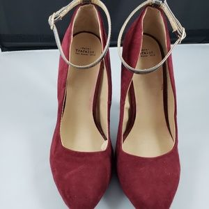 ZARA TRAFALUC red pumps